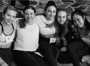 Dance Friends Make the Best Friends
