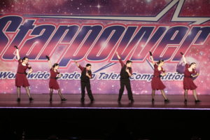 """2019 Jr Tap """"It Don't Mean a Thing"""" - Golden Ticket Recipient"""