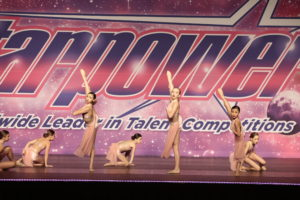 """2019 Pre Teen Lyrical """"This Is Me"""" - Choreography Award Recipient"""